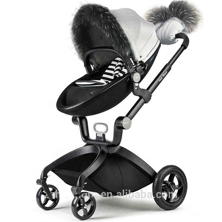 Hot Mom Baby Kinderwagen 3 in 1 travel system kinderwagen pram 3-in-1 kinderwagen ei