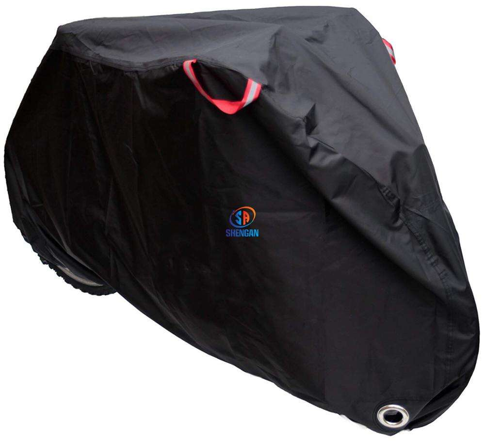 Bike Cover for Outdoor Bicycle Storage - Large, XL & XXL - Heavy Duty Ripstop Material, Waterproof & Anti-UV All-weather proof