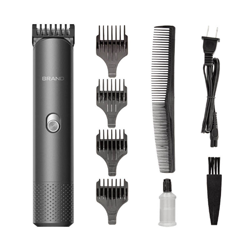 New Design Rechargeable Cordless Dual Voltage Hair Clippers Hair Trimmer