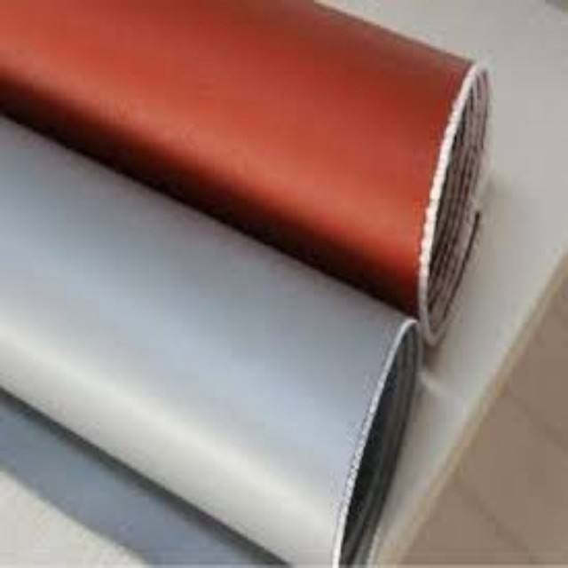Hot Sale Fireproof Silicon coated Fiberglass Fabric and Cloth for Covering Red Grey Black