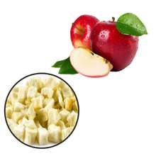 Snack food nutrients freeze dried apple Indian -manufacturer - wholesaler