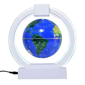 Wholesale Large diameter rotating 3d floating levitation magnetic earth globe