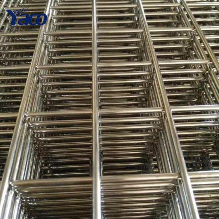 304 stainless steel rust proof welded wire mesh panel fence / welded wire mesh stainless steel roll price