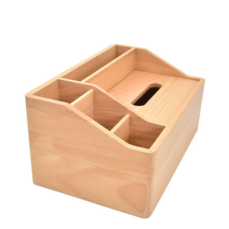 2020 nuevas Ideas de almacenamiento de soportes de caja de almacenamiento cosmético cajas de pañuelos