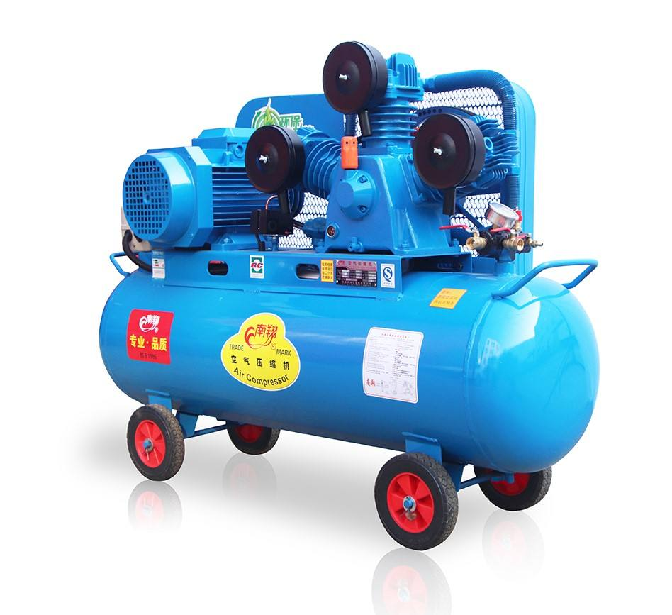 Nanxiang 7.5KW 10HP Zuiger Ring Type Mine Air Compressor