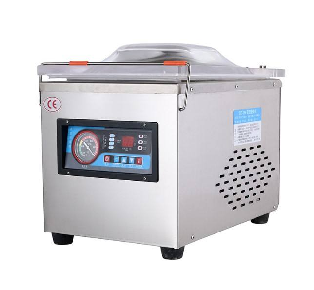 DZ-260 Factory Food Vacuum Single Chamber Sealing Machine Vacuum Packaging Price