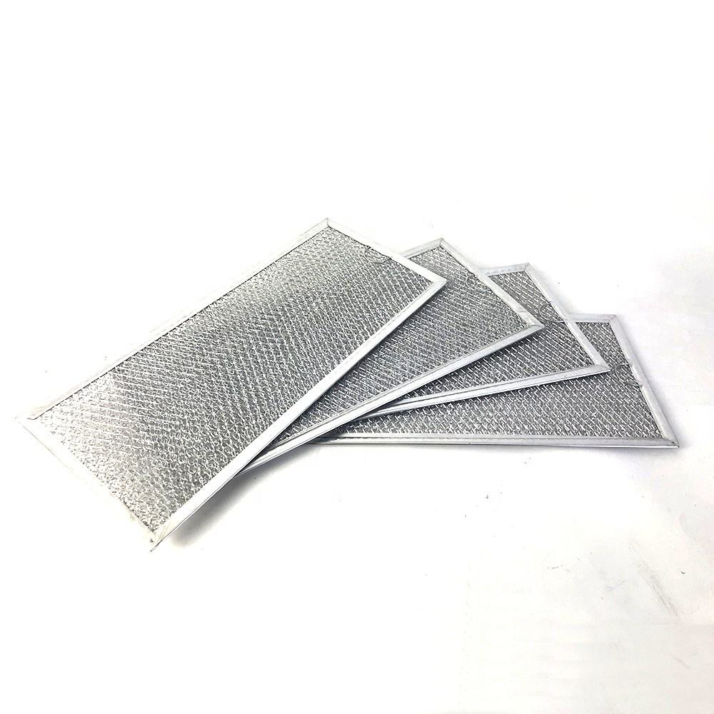 Mini Microwave Oven Range Hood Grease Filter