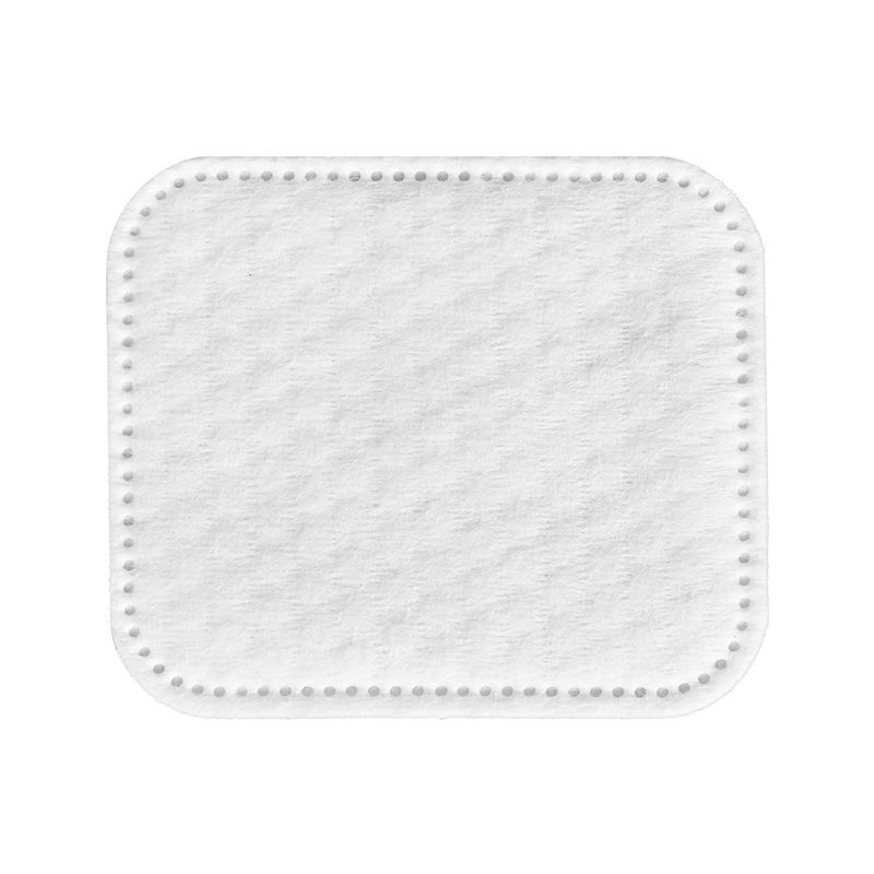 Square double layer cotton pads disposable cotton pads for cotton pads for personal care factory customization