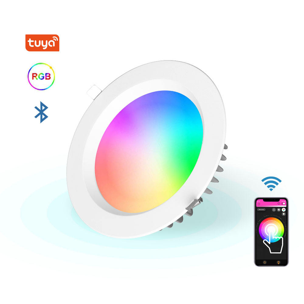 מכירה לוהטת שחור דיור אנטי בוהק 7w 9w 10w 12w 15w 20w 30w rgb <span class=keywords><strong>ניתן</strong></span> <span class=keywords><strong>לעמעום</strong></span> חכם cob שקוע תקרת led downlights