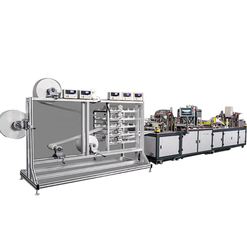 Manufacturer Supply N95 Making Machinery -mask making machine usa