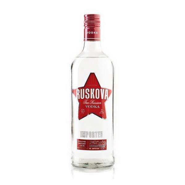 Vodka Ruskova 0,5l 1l 1,75l
