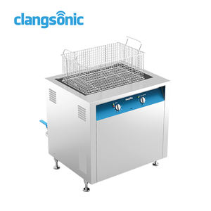 China manufacturer engine parts washing machine 28K 1500W 85L industrial ultrasonic cleaner