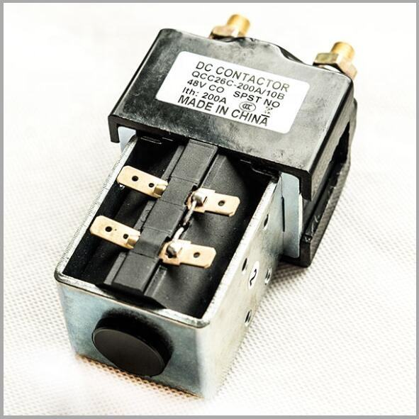 Rectification Power Magnetic Latching 200A Contactor Relay