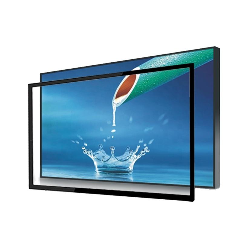 Nice Price Infrared Multi Touch Screen 32 43 50 55 65 75 86 Inch Touch Screen Frame