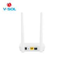 FTTH EPON ONU fiber optic wireless router 1GE+WiFi