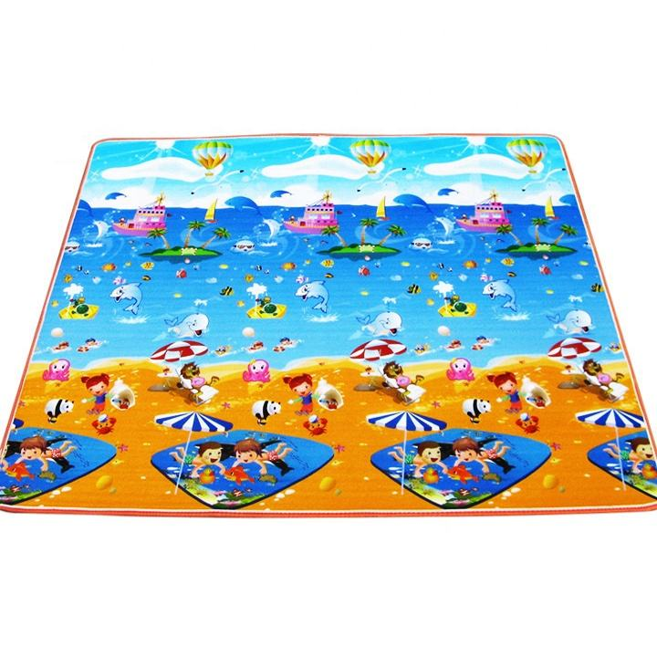 Baby Climbing Mat Foldable Xpe Children's Game Mat