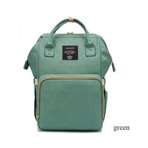 Lequeen Nursing Bag Mummy Maternity Nappy Brand Large Capacity Baby Bag Travel Backpack Designer Nursing Bag for Baby Care Beer