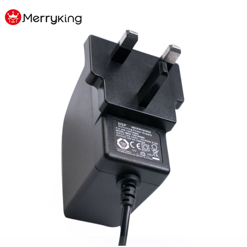Uk Adapter UK 3 Pin Wall Plug AC DC Adapter 12V 2A Power Supply