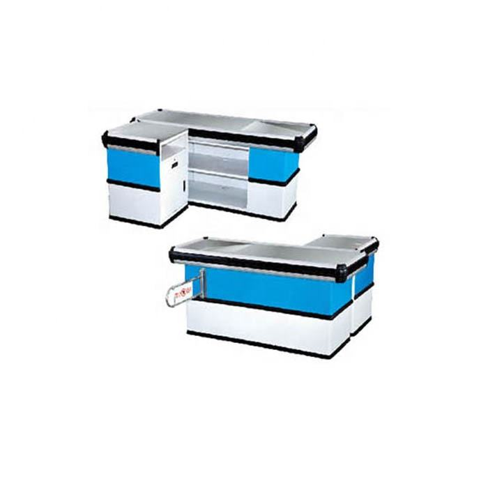 The most compety best selling factory price supermarket cash checkout counter&desk