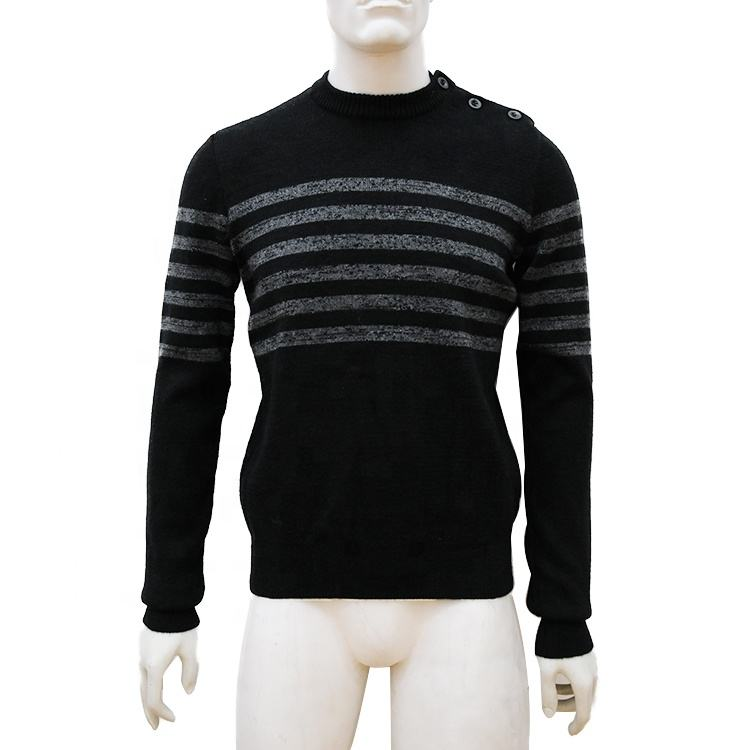 Herbst Winter <span class=keywords><strong>Pullover</strong></span> Taste Mode Herren <span class=keywords><strong>Pullover</strong></span> Striped Cap Woolen <span class=keywords><strong>Pullover</strong></span> <span class=keywords><strong>Männer</strong></span>