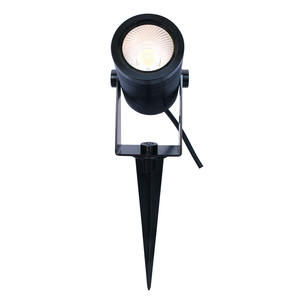 White Color 27000-6500K Garden Spike Light