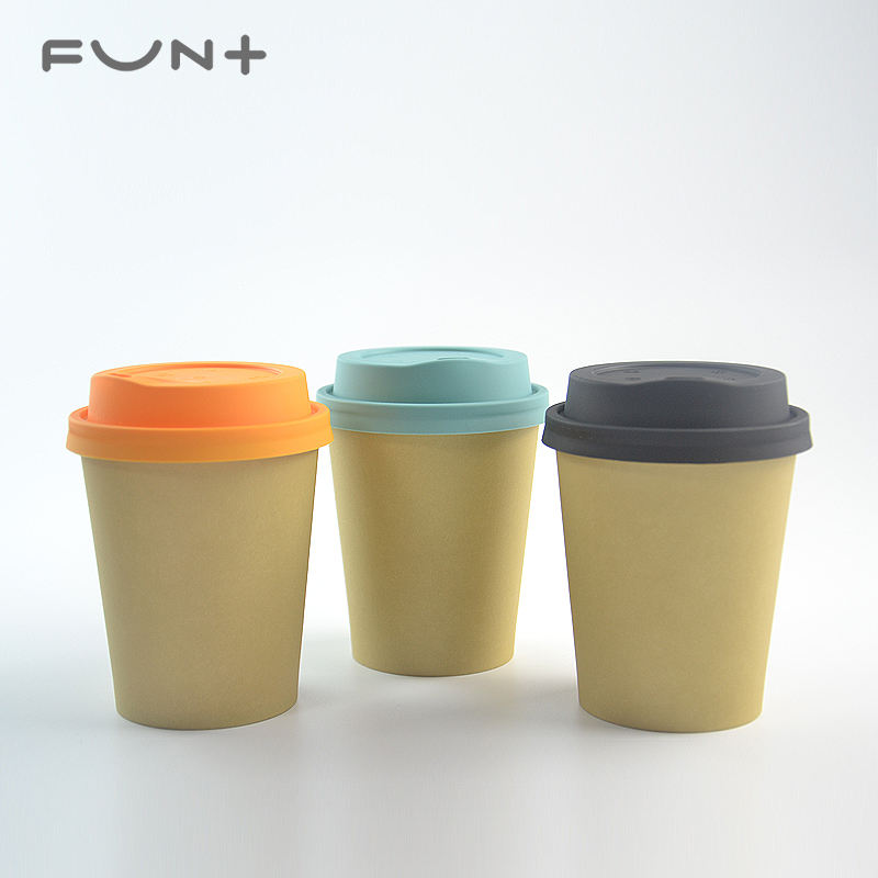 2019 new style 80mm dia pp plastics frosted 8oz cup lids
