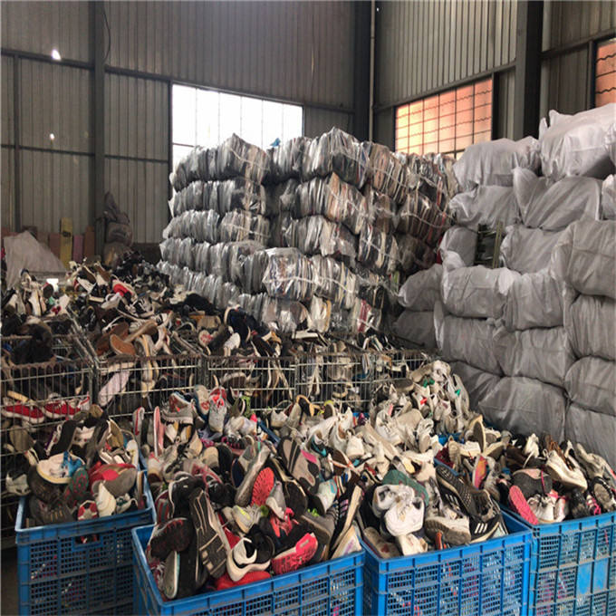 China supplier top used shoes in bale with cheap price