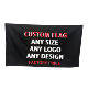 Custom Print Polyester Country Advertising Flag