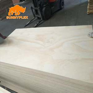 specific weight birch plywood Triplay Maderera
