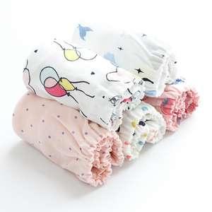Custom Little Children Organic Cotton Panties Kids Thong Underwear Girls Briefs