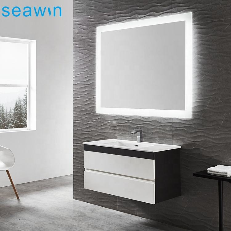 light wall backlight make up led bathroom mirror with led light