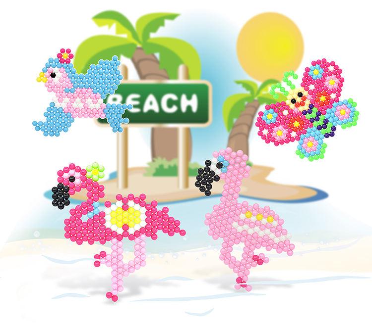 Directo de fábrica DIY Animal de PVA Hamazhu juguetes de los niños