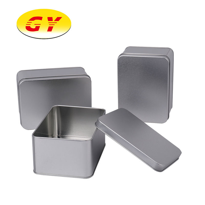 Wholesale box tiny tin for packaging in stock
