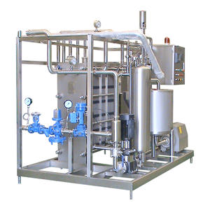 HTST फ्लैश Pasteurizer