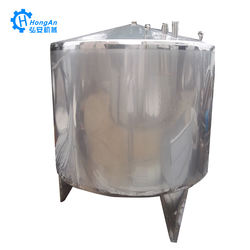 Stainless Steel Mental Surface Mirror Polished  Temporary Alcohol Water tank