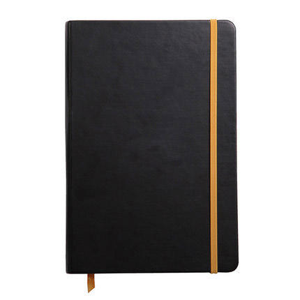 Customized Print Promotion PU Leather Notebook Leather Diary