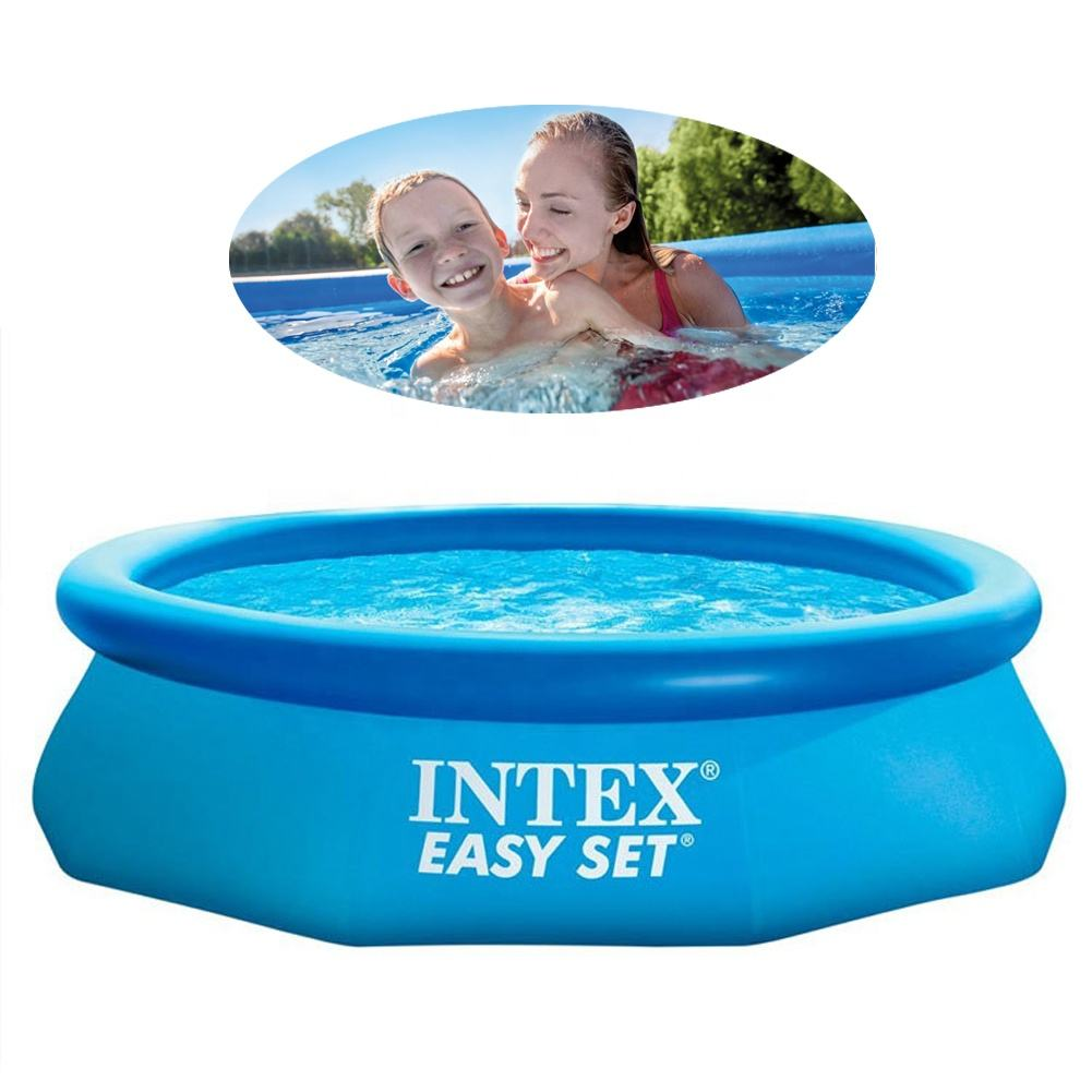 Intex 28120 10ft x 30in Inflatable Above Ground pools swimming for outdoor indoor