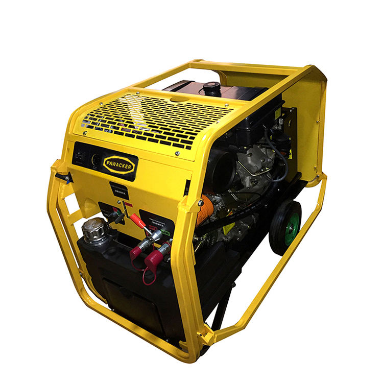 Custom Diesel Engine Hydraulic Power Unit Manufacture
