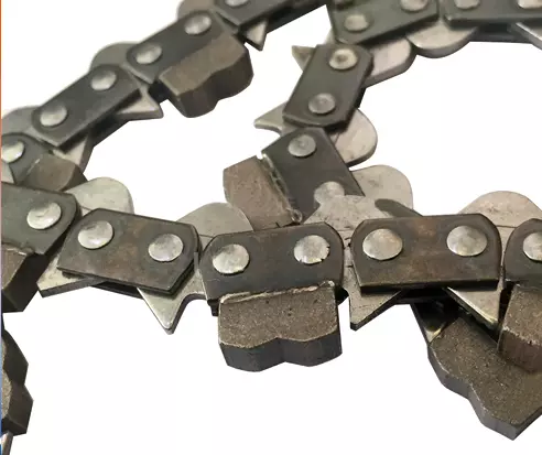 "3/8"" 0.45""chain pitch diamond chains for gasoline chain saw cutting reinforced concrete"