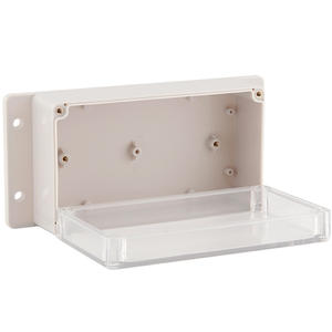 Venta caliente IP66 caja de ABS claro Caja impermeable cable junction box abs