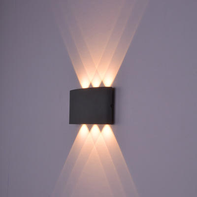 building project 3 heads led wall washer led decorative lamp