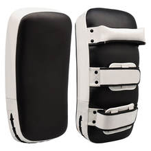 High Quality curved taekwondo/karate kicking shield / Muay Thai Kick Pads