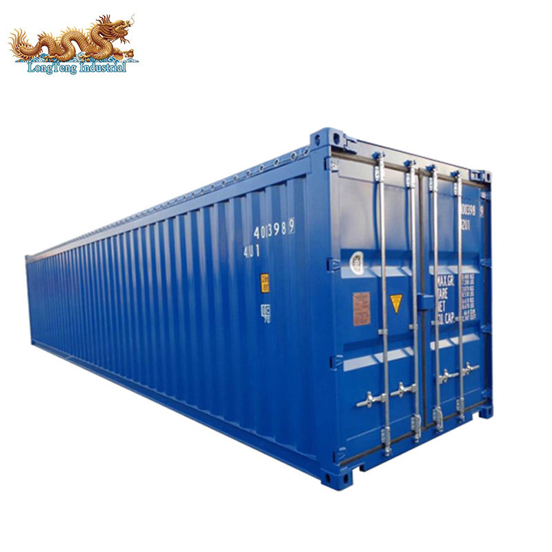 Tarpaulin Cover Soft Type 40 foot Open Top Container Price