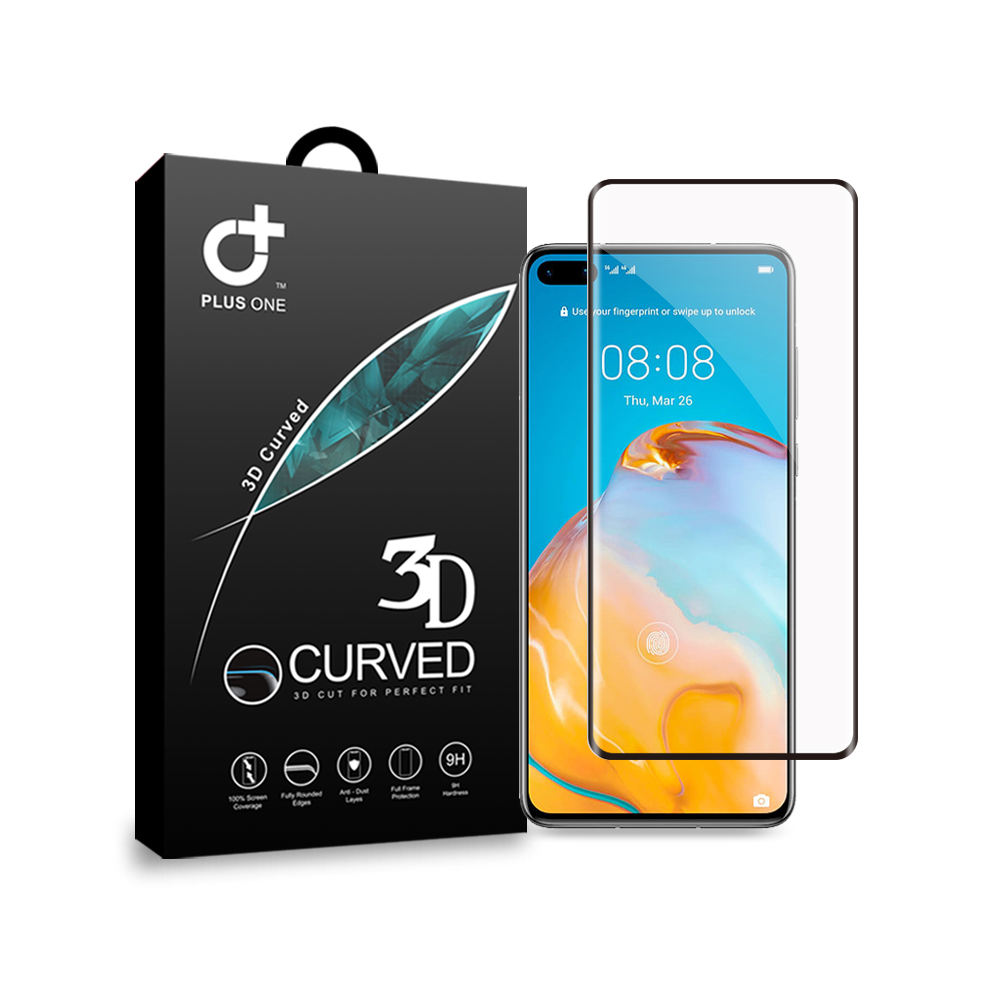 Hot Sale Factory Supply Cell Phone Tempered Glass Anti Explosion For Huawei P40 Screen Protector