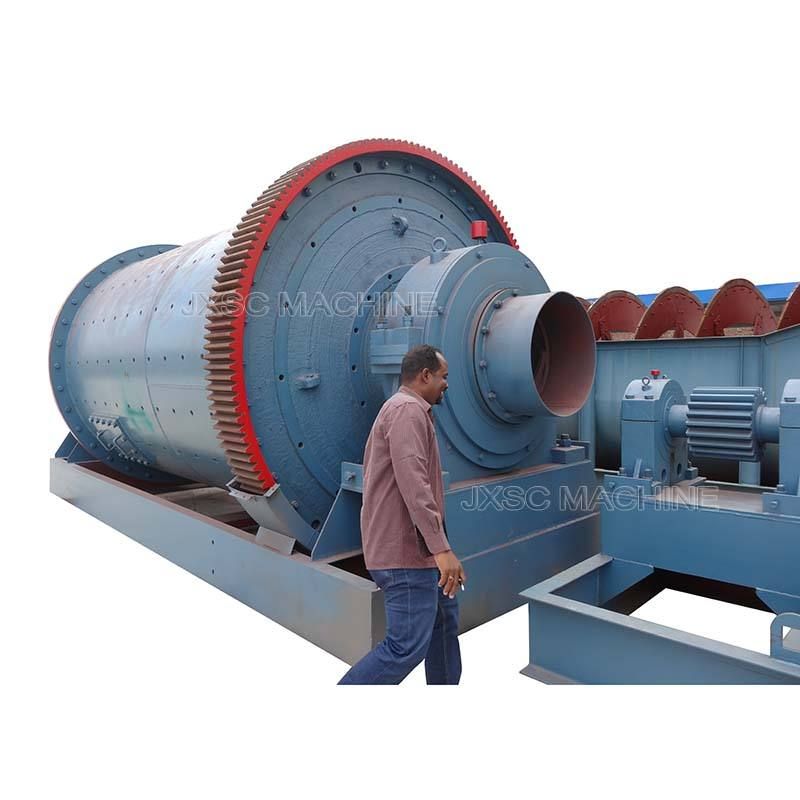 Gold Mining Process Grinding Equipment 2 Ton Limestone Ball Mill Crusher Forged Balls Media Price Sale Roller Ball Mill Machine