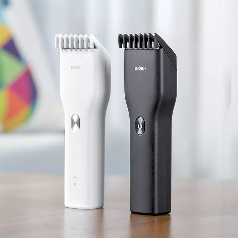 XiaoMi Youpin ENCHENElectric Hair Clippers Cordless Clippers Adult Child Razors Professional Trimmers Corner Razor Hairdresse
