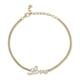 2020 Chica Wholesale Fashion Jewelry Necklaces Costume CZ Paved Cuban Chain Choker Necklace Love