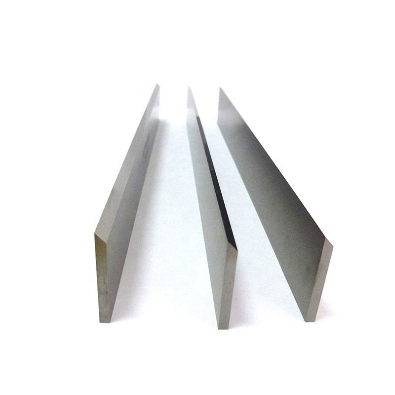 150mm long tungsten carbide planer knives