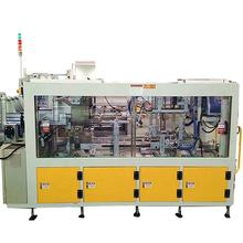 Modular design case packaging machine Widely used in Cartons of yogurt in low price
