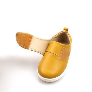 classical casual shoes cow leather toddler wholesale kids shoes children